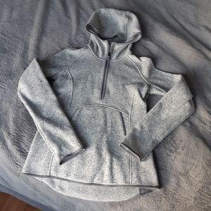 Lululemon Fleece and Thank You 1/2 zip hoodie 4
